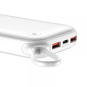 Power Bank Baseus Powerful 20000 mAh, 2 x USB Quick Charge 3.0, Type-C PD, Micro USB, incarcare simultana tripla2
