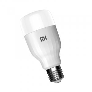 Bec LED smart Xiaomi Essential, 9W, WiFi, lumina alba + color, 950 lumeni, compatibil Google & Alexa, versiune EU1