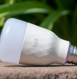 Bec Smart LED Xiaomi Yeelight V2, RGB+W, 10 watti, 800 lumeni, WiFi, compatibil Google, Alexa, IFTTT2
