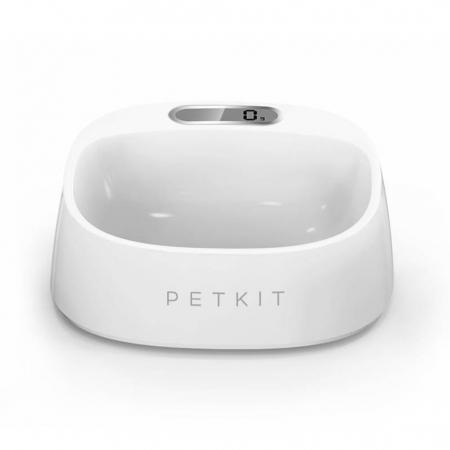 Bol hrana cu cantar smart pentru catei sau pisici PetKit Fresh, LED, ABS [2]