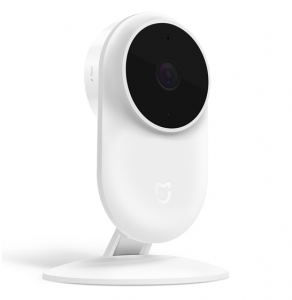Camera Smart IP Xiaomi Mijia Home 1080p, Wifi 2.4Ghz, senzor de miscare IR, 20 FPS, varianta europeana0