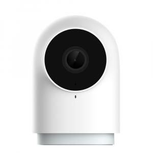 Camera Aqara G2H cu hub Zigbee 3.0 integrat, WiFi, varianta europeana, compatibila Homekit, IR, AI, Full-HD 1080P, FOV 140°0