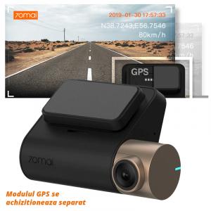 Camera auto Xiaomi 70mai Dash Cam Lite, 1080P 130° WDR, monitorizare parcare, G-sensor, Sony IMX 3074