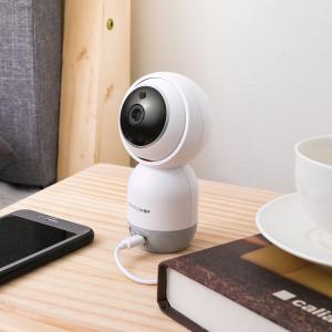 Camera IP smart Blitzwolf PTZ 355°, resigilata 1080P, WiFi, IR, motion tracking, compatibila ecosistem Smart Life3