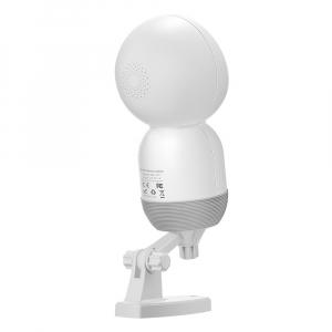 Camera IP smart Blitzwolf PTZ 355°, resigilata 1080P, WiFi, IR, motion tracking, compatibila ecosistem Smart Life2