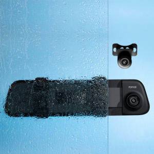 Camera marsarier RC04 pentru oglinda 70mai D07, FOV 120°, Full-HD 1080p, IP67, F1.8, live view, asistent parcare2