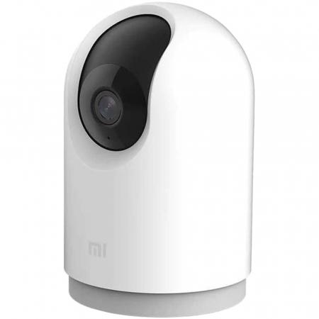 Camera securitate smart Xiaomi 360° 2K Pro, AI, dual band WiFi 2.4 GHz/5 GHz, Ble gateway, versiune europeana, resigilata [2]