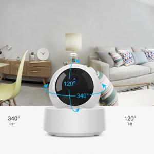 Camera smart IP 360° Sonoff GK-200MP2-B, Wi-Fi & Ethernet, 1080p, senzor IR, suport RTSP, 2 way audio [4]