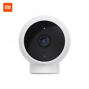 Camera smart WiFi Xiaomi 1080P, H.265, baza magnetica, varianta EU, IP65, senzor miscare, infrarosu, intercom, FOV 170°0