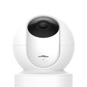 Camera smart Xiaomi IMILAB 360° 1080P Pan/Tilt, Wi-Fi, H.265, detectare planset bebelusi, ecosistem european1