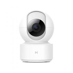 Camera smart Xiaomi IMILAB 360°, resigilata, 1080P Pan/Tilt, Wi-Fi, H.265, detectare planset bebelusi, ecosistem european0