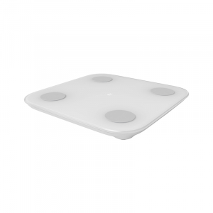 Cantar smart Xiaomi, Mi Body Composition Scale 2, bluetooth 5.0, masurare 13 date corporale, LED, EU2