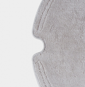 Set 2 x laveta microfibra pentru aspirator Xiaomi Mijia Roborock generatia a 2-a