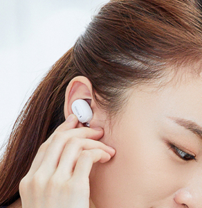 Casca Bluetooth 5.0 Xiaomi QCY-Mini2, HQ, 2.5h autonomie / 70h standby, microfon incorporat