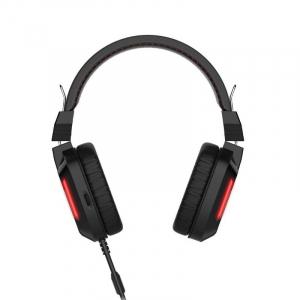 Casti Gaming Havit GAMENOTE H2168D, USB + 3.5mm, microfon 6.0 ajustabil, 105 dB, backlight, negre4