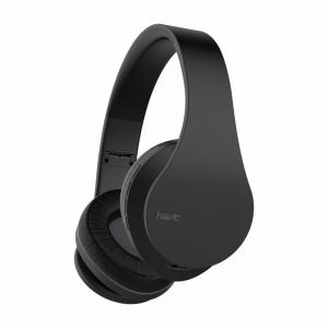 Casti bluetooth on-ear Havit I66, foldable design, wireless, AUX, Micro SD, 230mAh 6 ore autonomie0