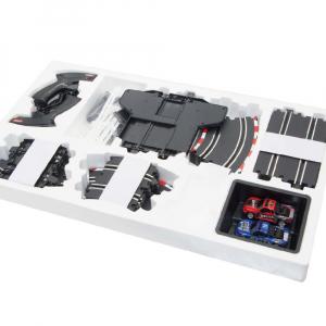 Circuit masinute cu telecomanda Joysway Super 253, lungime 446cm, alimentare cu USB, scala 1:43, faruri LED2