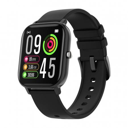Ceas smart Colmi P8 Pro, monitorizare temperatura, somn, sporturi si ritm cardiac, IP67, notificari, sticla securizata 2.5D0