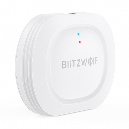 Gateway Blitzwolf BW-IS10, ZigBee 3.0, pentru ecosistemul smart home Tuya & Smart Life1