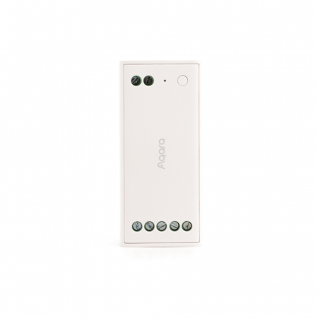 Controller & dimmer smart Aqara T1, pentru benzi LED RGBW, ZigBee 3.0, monitorizare consum, integrare Aqara Home EU & Homekit0