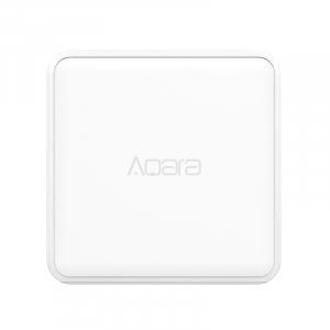Cub Aqara versiune europeana, resigilat, pentru control smart, 6 actiuni programabile, accelerometru, giroscop, ZigBee [2]