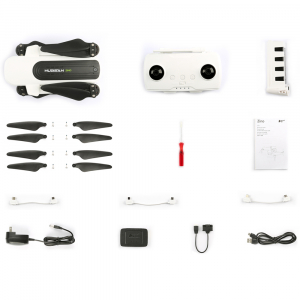 Drona Hubsan Zino, GPS, barometru, Ultra-HD 4K, F2.2, transmisie stabila WiFi 5G, gimbal mecanic cu 3 axe4