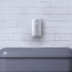Eliminator mirosuri Petoneer smart, sterilizator, purificare aer, montare in zona lietierei pentru pisici, senzor IR2