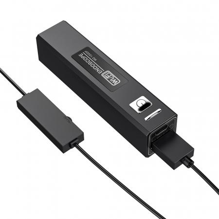 Camera endoscop BlitzWolf BW-YPC110, 10 metri lungime, Wi-Fi, waterproof IPX7, aplicatie dedicata, 1200P HD, 600mAh [3]