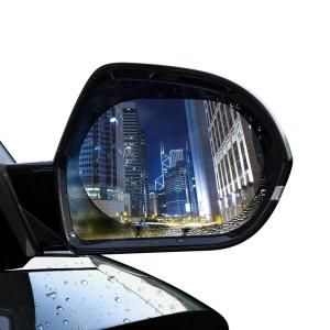 Set 2 x folii auto Baseus cu rezistenta la ploaie pentru oglinzile retrovizoare3