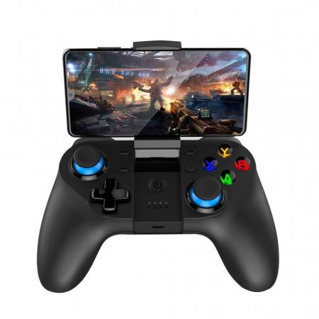 GamePad Controller iPega PG-9129, 400mAh, bluetooth, compatibila Android & iOS, Smart TV sau Win 7/8/100