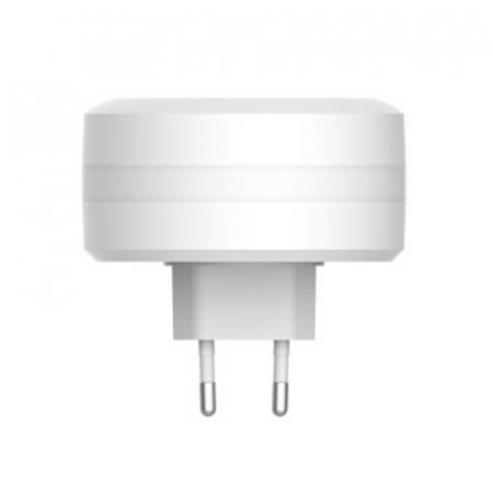 Gateway Aqara HUB M1S, Wi-Fi 2.4Ghz, ZigBee 3.0, inel LED RGB, compatibila Homekit, Google Home, versiunea Europeana1