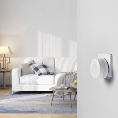 Gateway Aqara HUB M1S, Wi-Fi 2.4Ghz, ZigBee 3.0, inel LED RGB, compatibila Homekit, Google Home, versiunea Europeana [4]