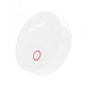 Gateway ZigBee 3.0 Blitzwolf Tuya/Smart Life, WiFi 2.4Ghz, compatibila Google & Alexa, acoperire pana la 100 metri0
