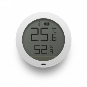 Senzor umiditate, temperatura cu afisaj digital Xiaomi Mijia, bluetooth, compatibil smart home0