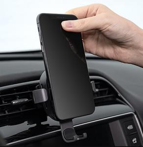 Suport & Incarcator auto wireless Xiaomi 70MAI, certificat QI, fast charging, 10 watti, aliaj aluminiu2