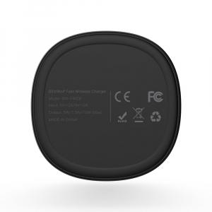 Incarcator wireless Blitzwolf BW-FWC6 cu stand, Qi fast charge, 10 wati, protectii integrate4