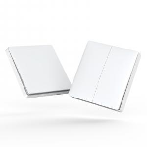 Intrerupator ZigBee Aqara dublu pentru smart home, programabil, versiune europeana2