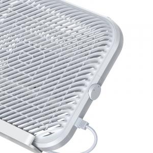 Lampa UV Baseus anti insecte cu suport, 18W, recipient colectare lavabil, arie acoperire 120m², varianta EU1