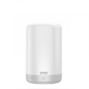 Lampa de noapte LED smart Gosund LB3 cu touch, RGBW, 16 milioane culori, Wi-Fi, ecosistem Smart Life, compatibila Google Home, Alexa1