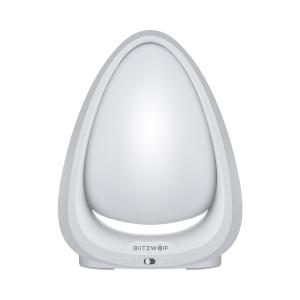 Lampa LED de noapte/veghe pentru copii Blitzwolf cu touch, 4000K, lumina alba + color, 85 lumeni, baterie 600mAh1