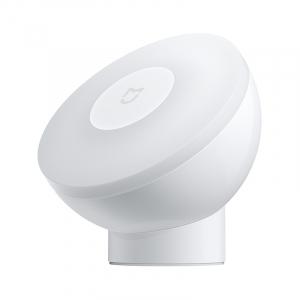 Lampa de noapte Xiaomi gen a 2-a, senzor IR, fotosensibila, 3-25lm, 2800k, ajustabila 360°, baza magnetica2