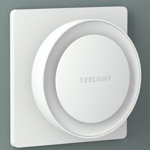 Lampa LED de noapte/veghe Yeelight cu senzor de lumina fotosensibil, 2500K, 0.5W, alimentare la priza [2]