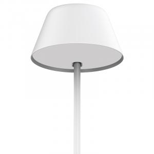 Lampa LED Yeelight Staria Bedside Lamp Pro, incarcare wireless device-uri, compatibila Google, Alexa, Homekit3