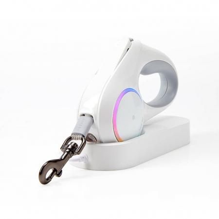 Lesa automata PetKit GoShine pentru caini mici si mijlocii, 4.5m, 800mAh, lumina LED si lanterna incorporata [0]