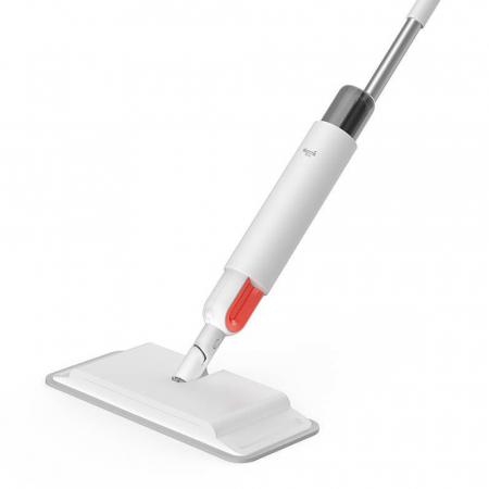 Mop cu pulverizator Deerma TB880 2 in 1, rezervor apa 280ml, rotatie 360 grade, acoperire de pana la 100m² [3]