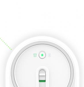 Mouse wireless Xiaomi, conexiune duala RF + Bluetooth, aliaj aluminiu, senzor laser, gold3