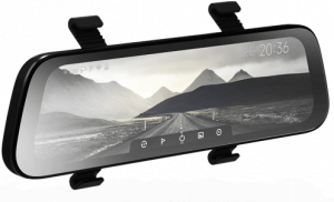 Oglinda retrovizoare cu camera 70mai, resigilata, Dash Cam Wide, 1080p, FOV 130°, varianta EU 20206