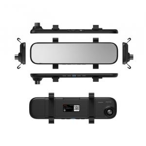 Oglinda retrovizoare smart Xiaomi 70mai, Wi-Fi, camera 1600P FHD, monitorizare parcare, Sony IMX335, EU3