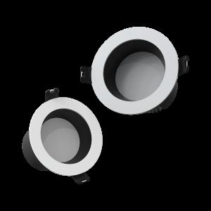 Pachet iluminat inteligent cu spoturi Yeelight M2 PRO 5 in 1, BLE Mesh, consola inclusa, compatibil Apple Homekit, Google Home, Alexa, SmartThings2