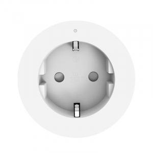 Priza smart Aqara T1, versiune europeana, ZigBee 3.0, 10A, masurare consum, protectii multiple, suport control vocal, extender Zigbee2